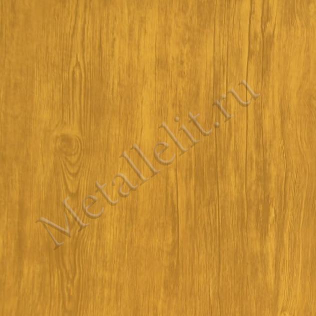 профнастил нс35 0,45 мм (золотой орех)