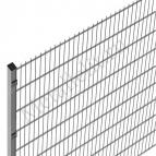 Панельные ограждения 4,8/6 мм 2.43x2.5