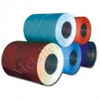 Штрипс для фальца 0,65 мм полимер