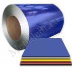 Лист с полимерным покрытием 0,65 мм