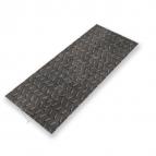 Лист рифленый чечевица 5 мм