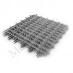 Сетка стальная сварная 3 мм. карта 1x2 м