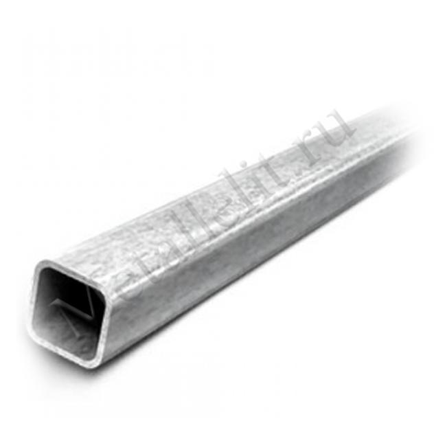 труба профильная 40x25x2 мм