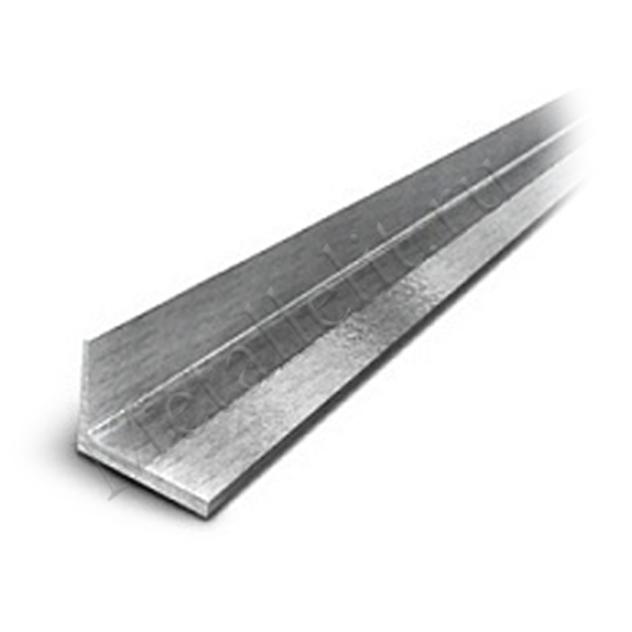 уголок стальной 25x25x4 мм